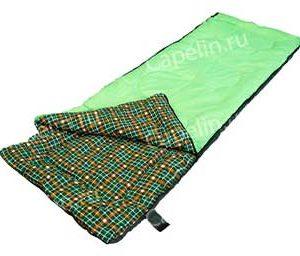Спальный мешок Чайка Novus Soft 200