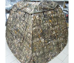 Палатка скрадок для охоты Универсал. Сухой камыш